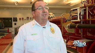 Retiring TFD Chief will miss caring for community - Video