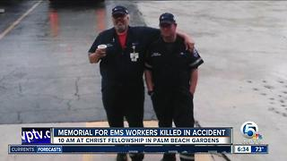 Paramedics to be honored - Video