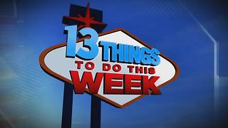13 Things To Do This Week For July 14- - Video