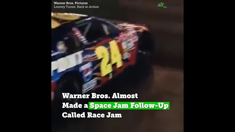 Did You Know That Warner Bros. Almost Made a Space Jam Follow-Up Called Race Jam?