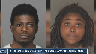 2 arrested in Lakewood homicide - Video