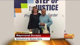 Ben's Bellee: Raymond Durazo - Video