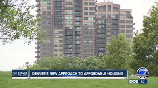 Denver mayor announces housing experiment that could bring affordability back to city - Video