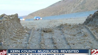 Kern County mudslides: revisited - Video