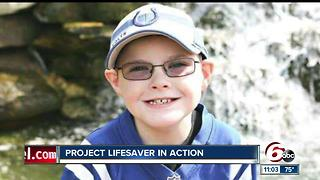Project Lifesaver helps families in need - Video