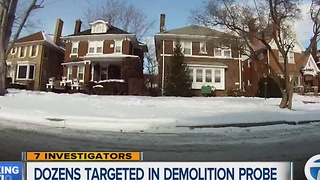Subpoenas released in Detroit Land Bank investigation - Video