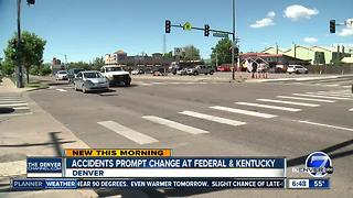 Changes on the way for dangerous Denver intersection - Video