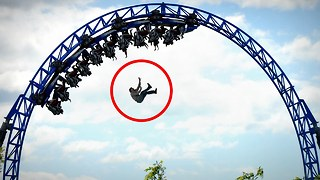 Top 10 Amusement Park Disasters - Video