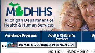 Hepatitis A outbreak blamed for 10 deaths in metro Detroit in a year - Video