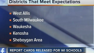State report cards show improvement in MPS, Tosa has top elementary school - Video