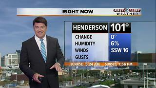 13 First Alert Weather for Wednesday evening - Video