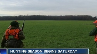 Deer hunters eager for the season to begin - Video