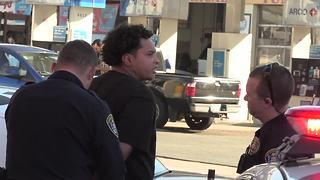 Police: Man attacked, hit in head with ax - Video