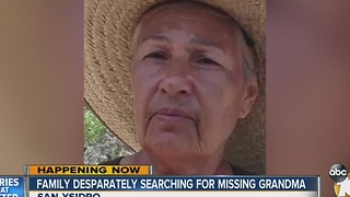 Missing woman with Alzheimer's - Video