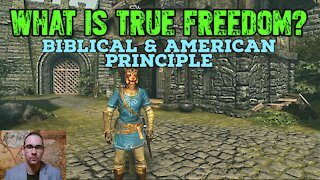 What is True Freedom? Biblical & American Principle