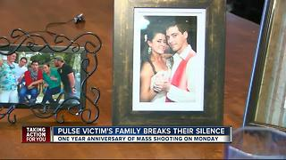 Pulse family reflects on one year anniversary and prepares for Monday's memorial - Video