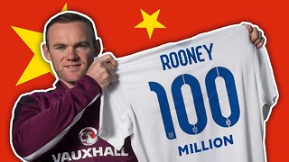 Wayne Rooney offered £100m to leave Manchester United? | Transfer Talk - Video