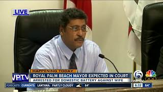 Court hearing set for mayor
