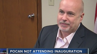Rep. Pocan to volunteer instead of attending inauguration - Video