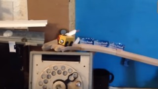 An Impressive Rube Goldberg With Surprise Ending - Video