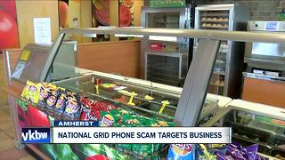 Phone scammers target businesses, Amherst restaurant owner doesn't fall for it - Video