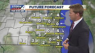 Brian Niznansky's Live at Noon Storm Team Forecast - Video