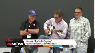 Huey Lewis and the News performs Friday at Summerfest - Video