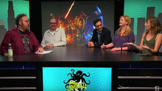 Cas Anvar, Alison Haislip & Jenna Busch discuss Star Wars on Comikaze All Year Long! - Video