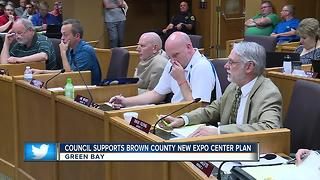 Green Bay City Council votes on expo hall funding