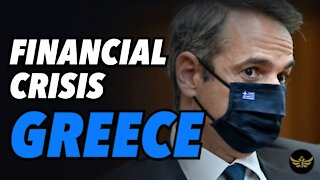 Lockdowns push Greece towards another financial crisis