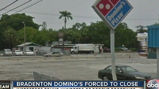 Dirty Dining: Domino's Pizza forced to shut down after 470+ rodent droppings discovered in kitchen - Video