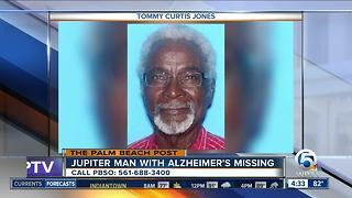 77-year-old man with Alzheimer's missing - Video