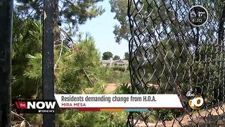 Residents demanding change from HOA