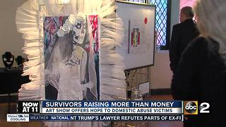 Turning sadness into hope through art - Video