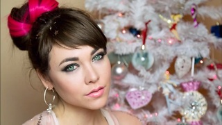 The perfect holiday look - Try out this makeup tutorial! - Video