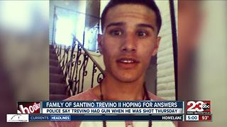 Family searching for answers after son shot by police in Hollywood Thursday - Video