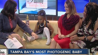 Positively Tampa Bay: Photogenic Baby - Video
