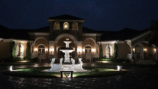 Beautiful Thunderstorm at Casa Bella Estate - Video