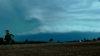 Supercell Storms Over Queensland Wreak Havoc Across State - Video