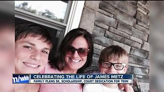 Family celebrating the life of Lancaster teen killed in plane crash - Video