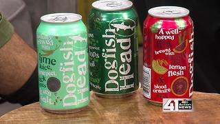 Dogfish Head brings beer to KC - Video