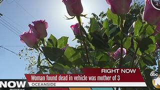 Woman found dead inside vehicle was a mother - Video