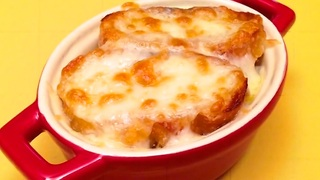 How to make a classic French onion soup - Video