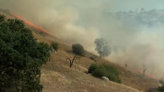 Highway Fire reaches 1,541 acres with 10% containment - Video
