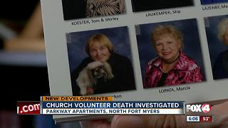 Church members remember Volunteer, death investigation continues - Video