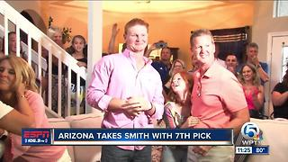 Pavin Smith Drafted By Arizona - Video