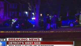Pastor and father of five shot & killed on Detroit's west side