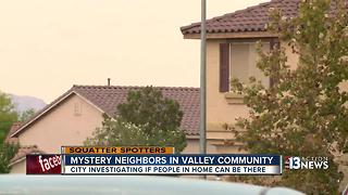 Neighbors turn to 13 Action News to investigate home near Durango and El Capitan - Video
