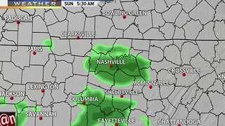 Kelly's Morning Forecast: Friday, December 2, 2016 - Video
