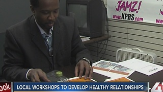 Kansas City group holds workshops to help spot signs in unhealthy relationships - Video